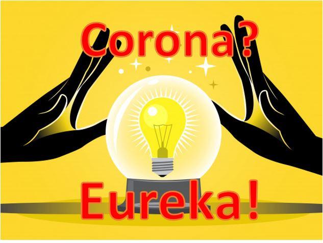 Nieuwe podcastserie: Corona? Eureka!