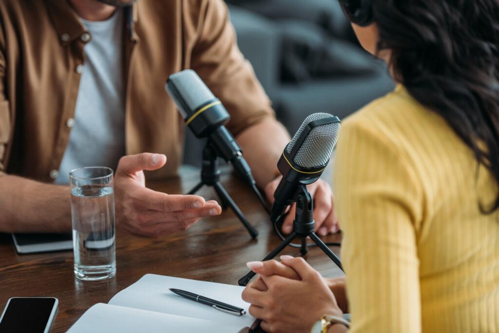 Nieuwe podcastserie over de creativiteit van ondernemers tijdens Corona