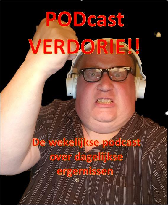 Podcast Verdorie!